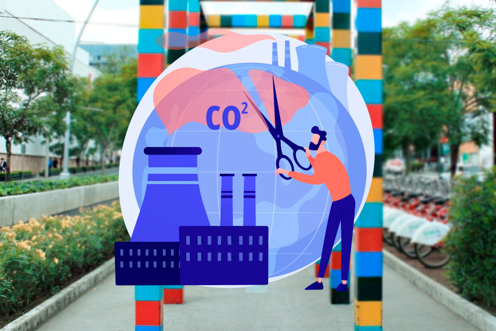¡Cuidado con las emisiones de Carbono!