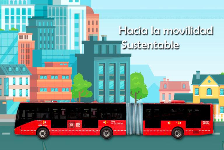 Hacia la movilidad sustentable con el nuevo Metrobus Eléctrico
