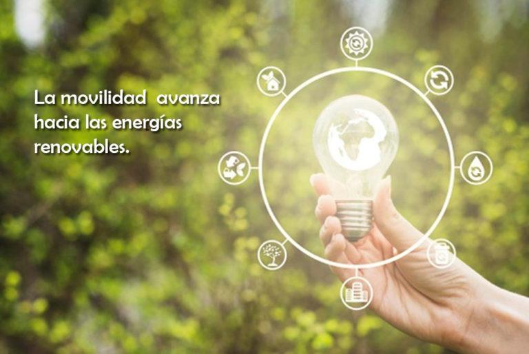 Energía renovable: conoce sus beneficios para la movilidad