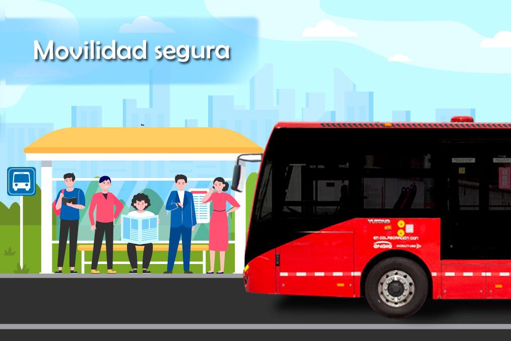 Metrobús Eléctrico: equilibrio entre sustentabilidad y seguridad