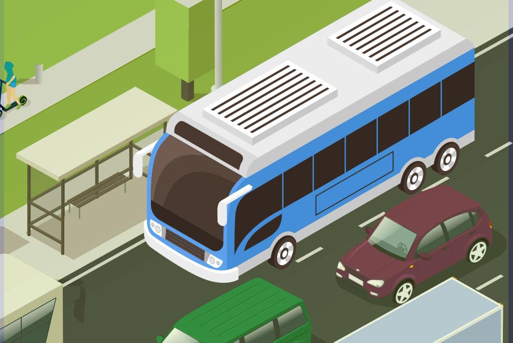 Eficiencia Energética: autobuses eléctricos, el siguiente paso
