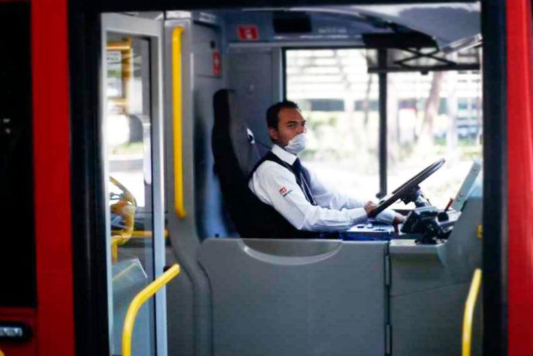¿Qué se siente manejar un Metrobús Eléctrico?